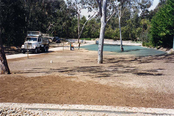 Land Before Hydroseeding | Hydroseeding Contractors in Southern California | Quality HydroSeeding